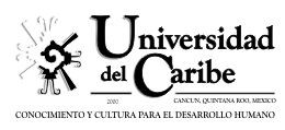 UNIVERSIDAD DEL CARIBE, (UNICARIBE)