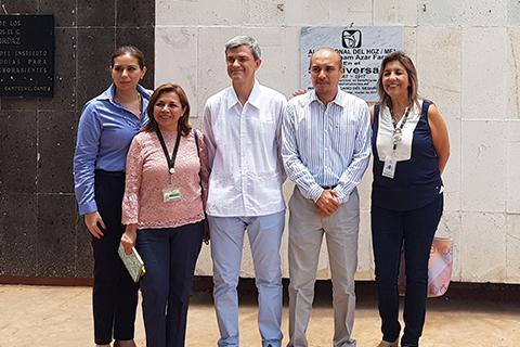 El Dr. Battino imparte charla sobre Metodología de la Investigación y realización de Tesis Doctoral en UNINI México