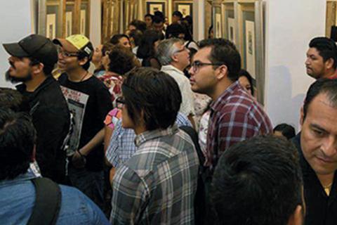 """La exposición """"Del capricho al disparate"""" llega a México con gran afluencia de público"""
