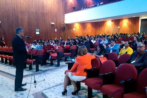 El Dr. Fermín Ferriol participa en el II Seminario Internacional de Formulación y Gestión de Proyectos Sociales de Ecuador