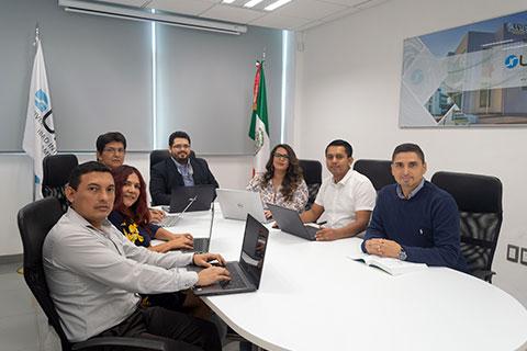 UNINI MX recibe alumnos del Doctorado en Derecho Económico y de la Empresa