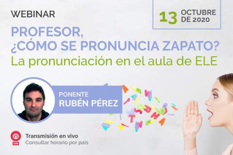 UNINI México organiza webinar sobre pronunciación de español como lengua extranjera