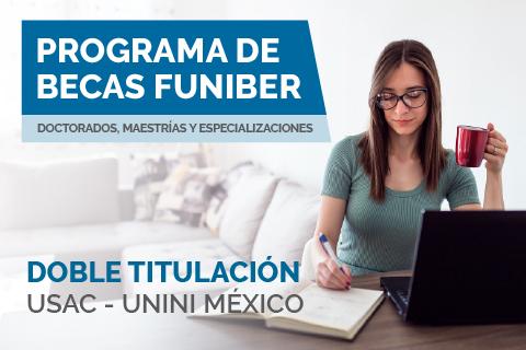 UNINI México imparte programas de Doble Titulación junto a la USAC