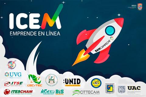 UNINI México y CITTECAM participan en un Programa de Emprendimiento