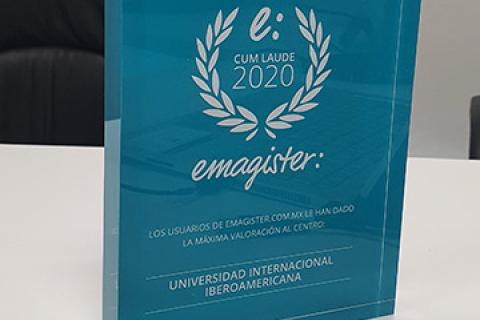UNINI México obtiene el sello Cum Laude que otorga Emagister