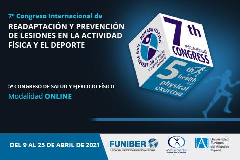 UNINI México patrocinará el Congreso Internacional de Readaptación y Prevención de Lesiones
