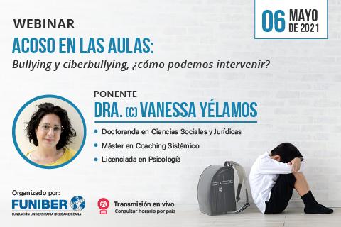 Participación de UNINI México en webinar centrado en el acoso escolar