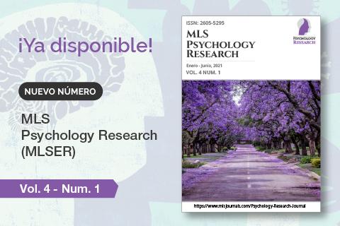 Nuevo número de la revista MLS Psychology Research, patrocinada por UNINI México