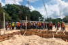 Alumnos del Instituto Tecnológico de Campeche visitan las obras de UNINI México
